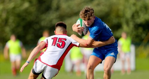 U18 Schools side to face IQ Rugby confirmed