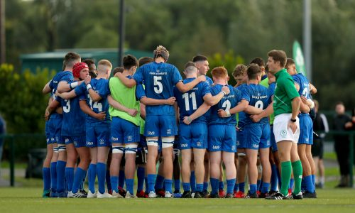 U18 Clubs team named to take on Connacht Rugby