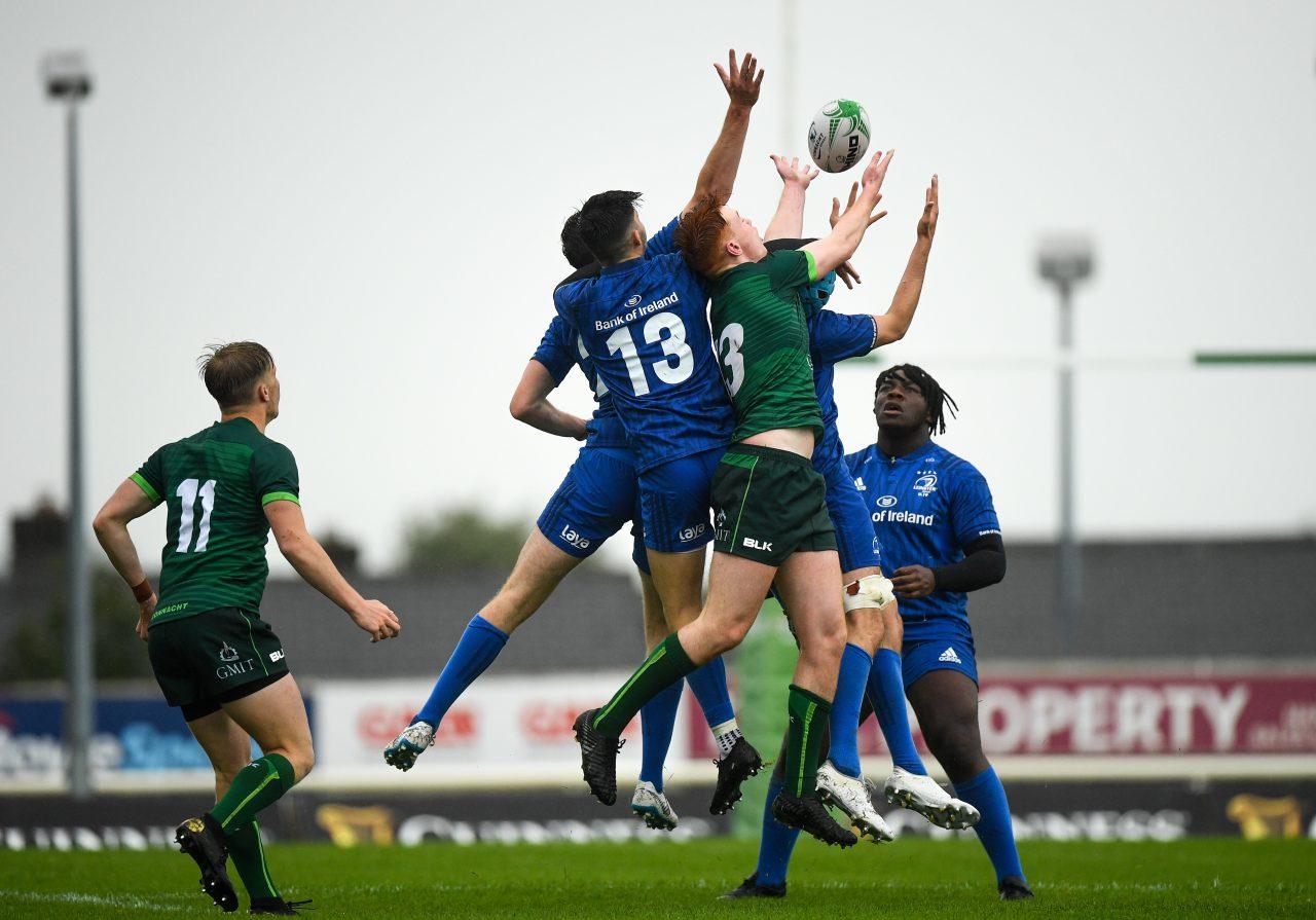 U19s claim narrow victory over Connacht