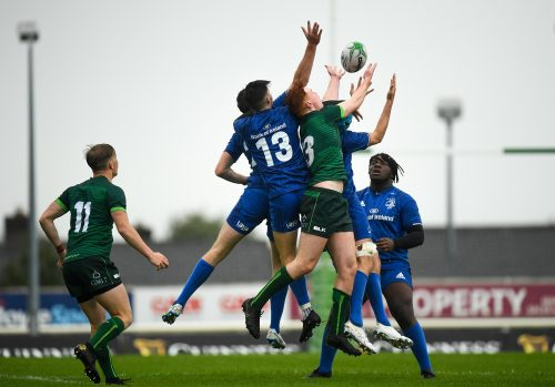 U19s claim narrow victory over Connacht