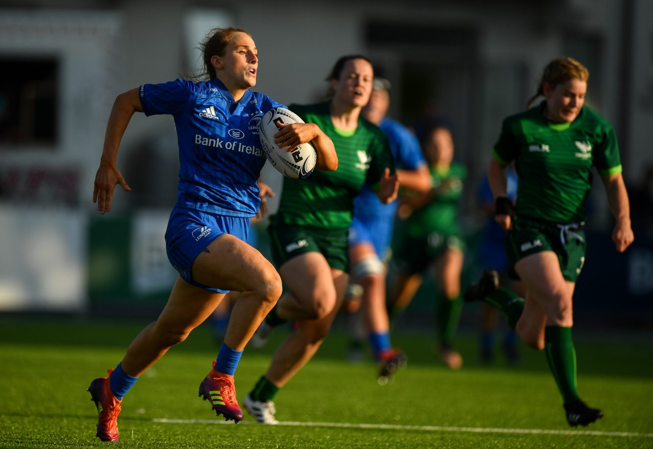 Leinster team named for second round of Women's Interpros