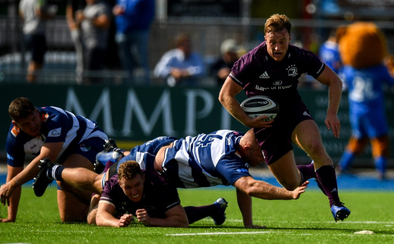 Match Report: Cardiff Blues 'A' 28 Leinster 'A' 47
