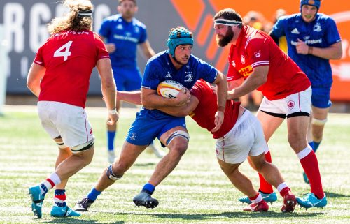 Match Report: Canada 35 Leinster Rugby 38