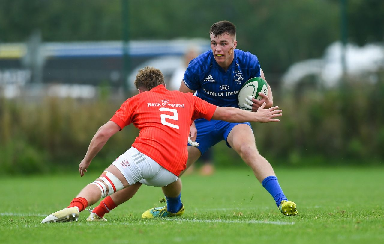 Seven-try victory for U19s clinches Interprovincial title
