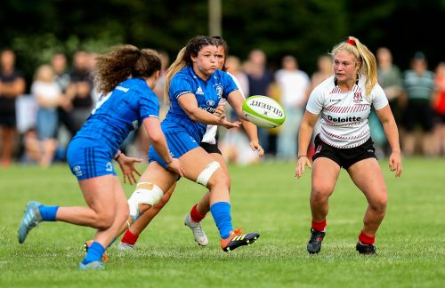 Leinster continue positive start to Women's Interpros