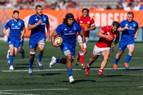 Gallery: Leinster beat Canada 38-35 in Hamilton