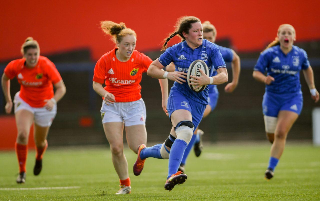 Leinster to face Ulster in Women's Interpro semi-final