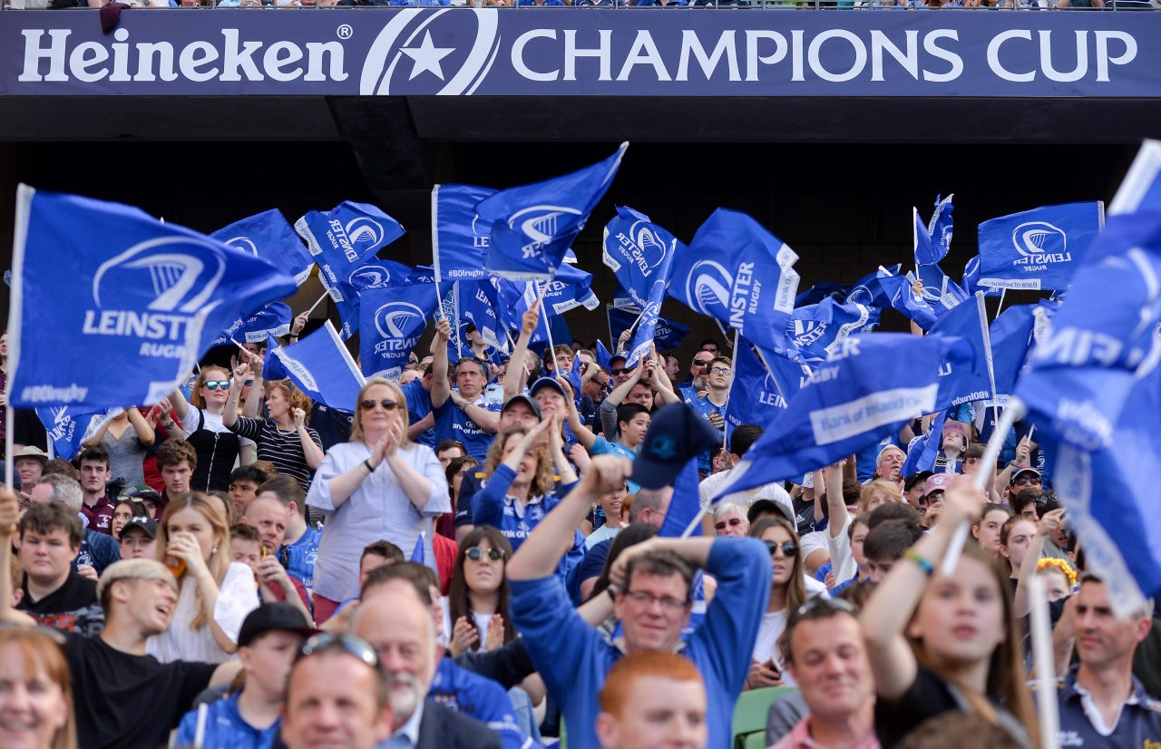 Leinster v Northampton at Aviva Stadium: tickets on sale Thursday at 10am