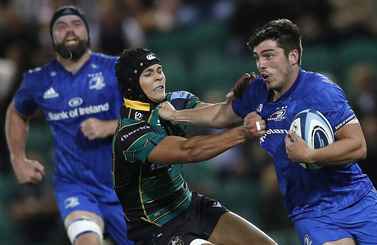 Match Report: Northampton Saints 26 Leinster Rugby 34