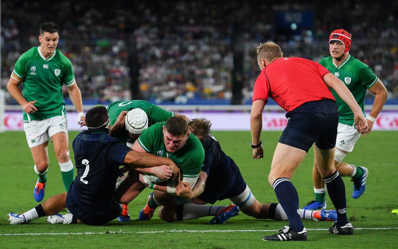 RWC 2019 Match Report: Ireland 27 Scotland 3