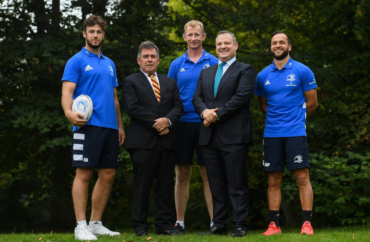 Beauchamps Extends Partnership With Leinster Rugby