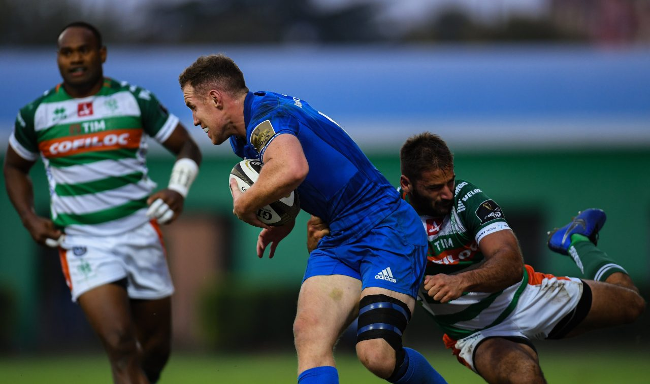 Match highlights: Benetton Rugby 27 Leinster Rugby 32