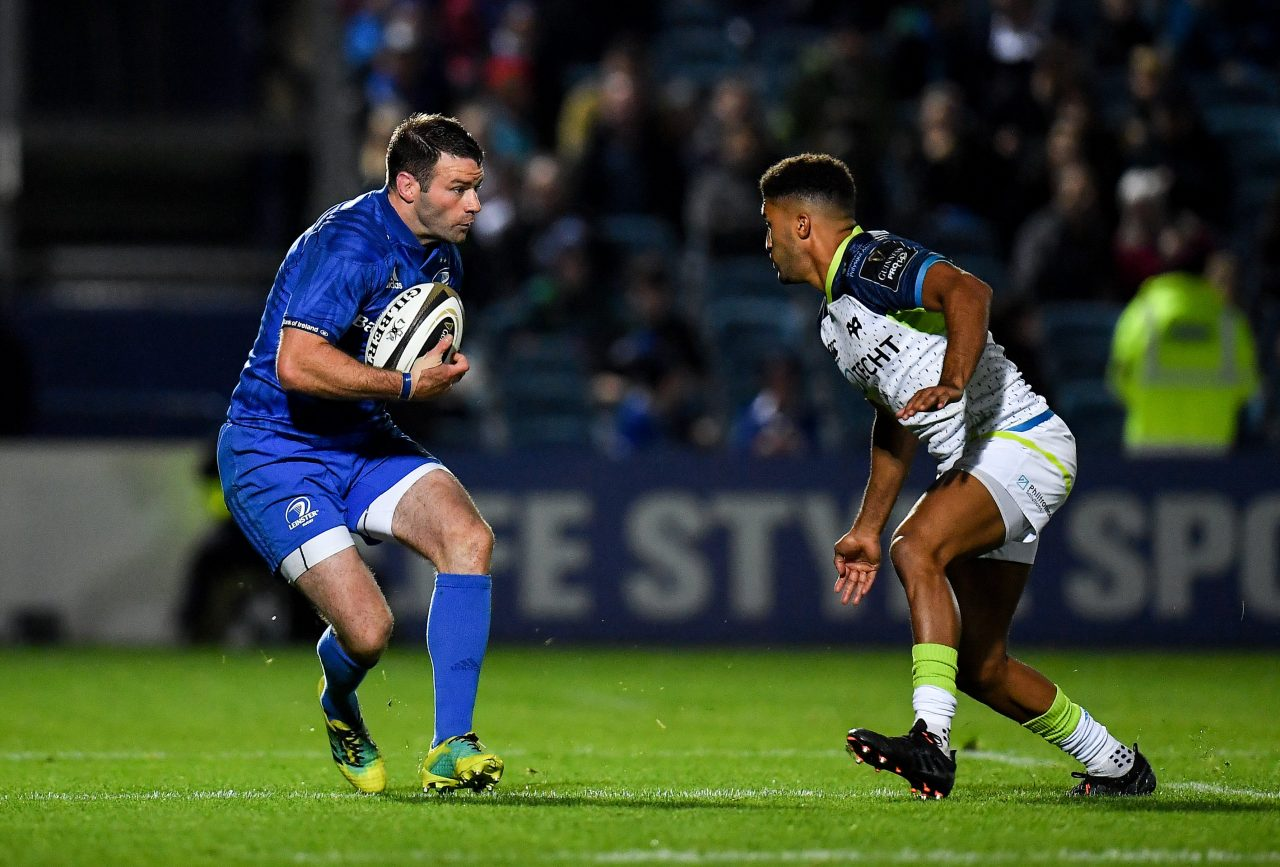 Match highlights: Leinster Rugby 53 Ospreys Rugby 5