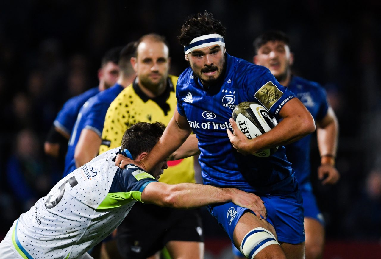 Three Changes as Cullen Names 23 to Face Edinburgh