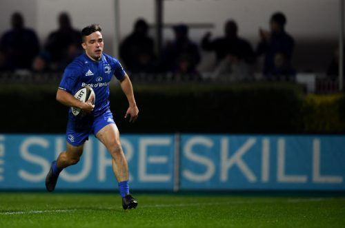 Match Report: Leinster Rugby 40 Edinburgh Rugby 14