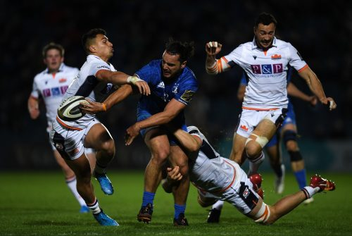 Match highlights: Leinster Rugby 40 Edinburgh Rugby 14