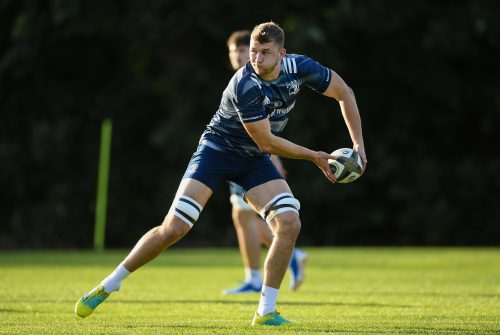Gallery: Squad training in UCD ahead of PRO14 Round 5