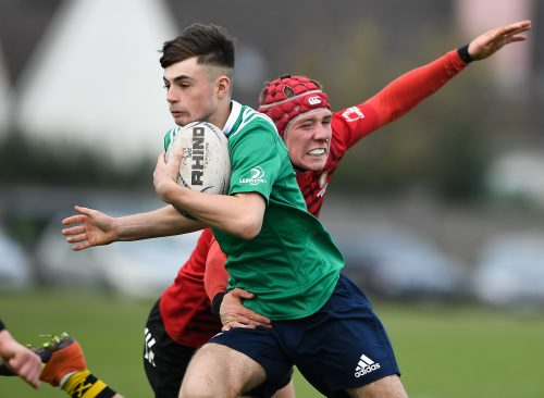 Victories for Metro and South East in Round 2 of Shane Horgan Cup
