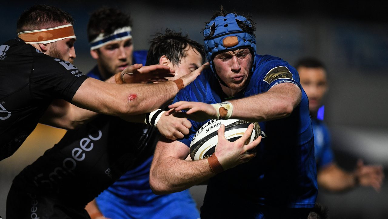 Match highlights: Leinster Rugby 50 Dragons 15