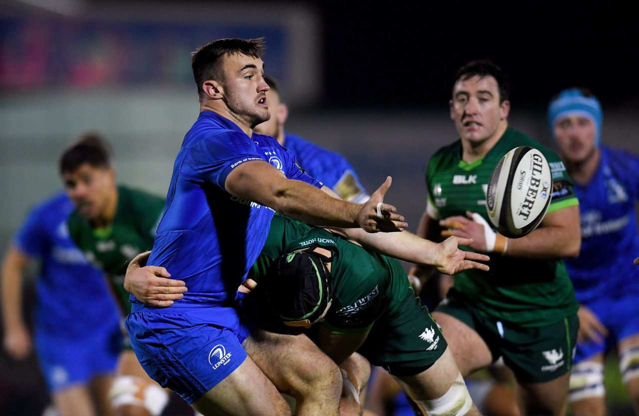 Match Report: Connacht Rugby 11 Leinster Rugby 42