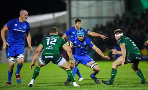 Match Highlights: Connacht Rugby 11 Leinster Rugby 42