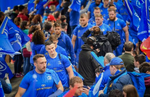 OLSC call for 'Sea of Blue' at opening European fixture