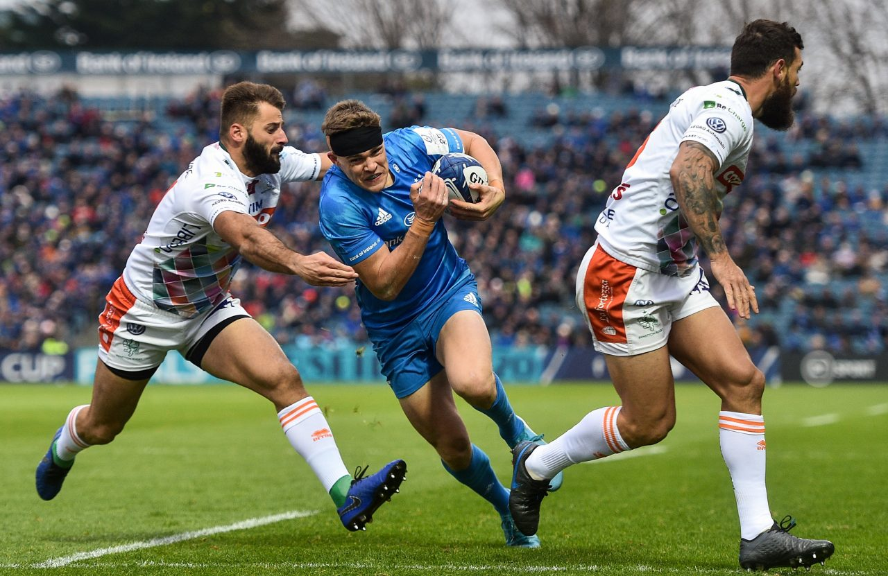 Match Report: Leinster Rugby 33 Benetton Rugby 19