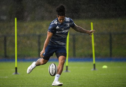 Squad update following Champions Cup opener