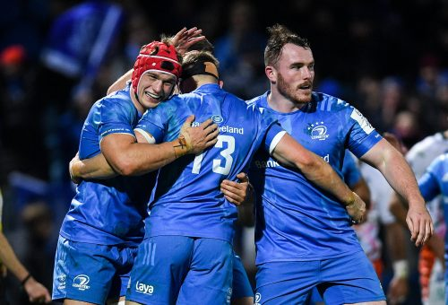 Match highlights: Leinster Rugby 33 Benetton Rugby 19
