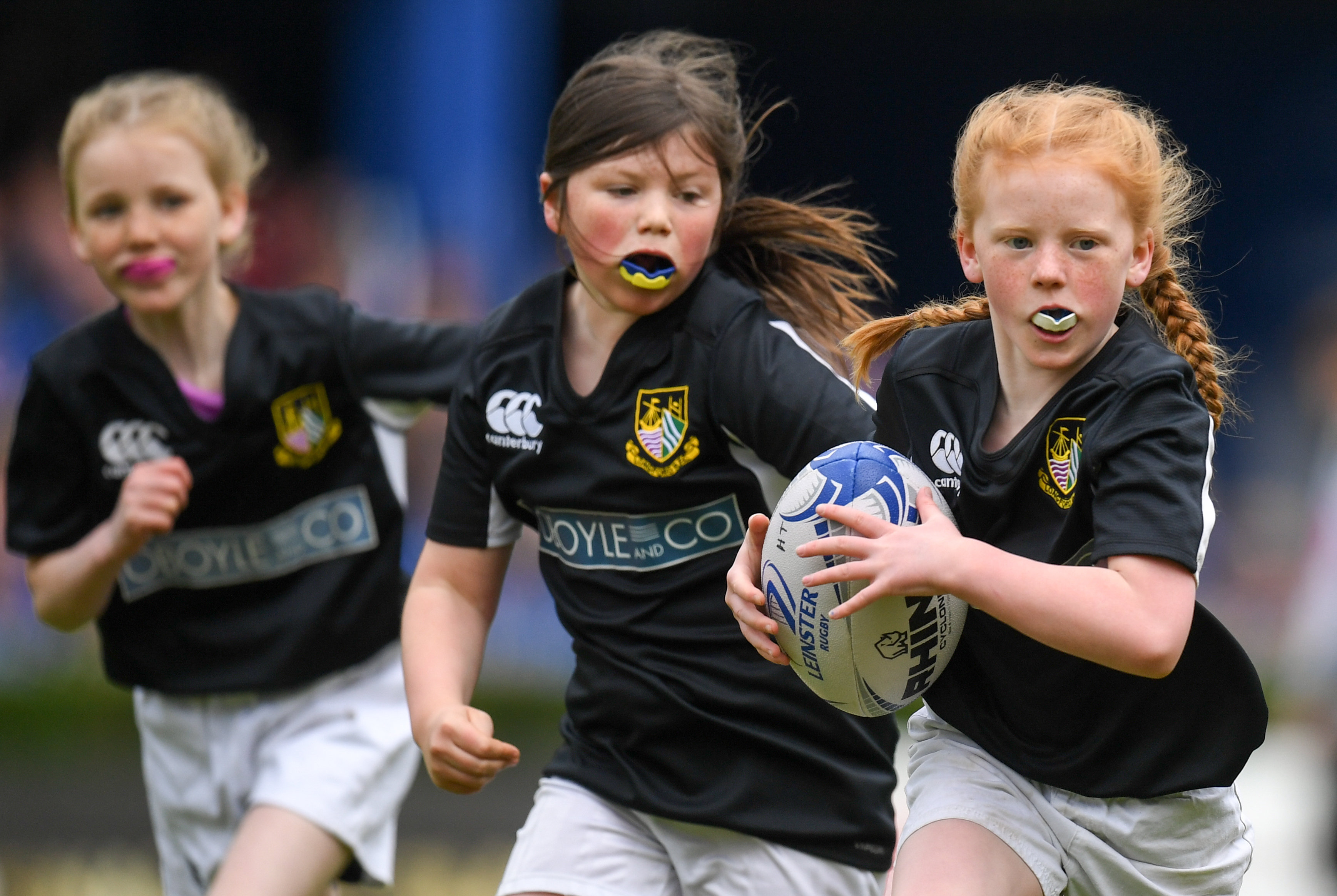 Longford Warriors building formidable youths set-up - Leinster