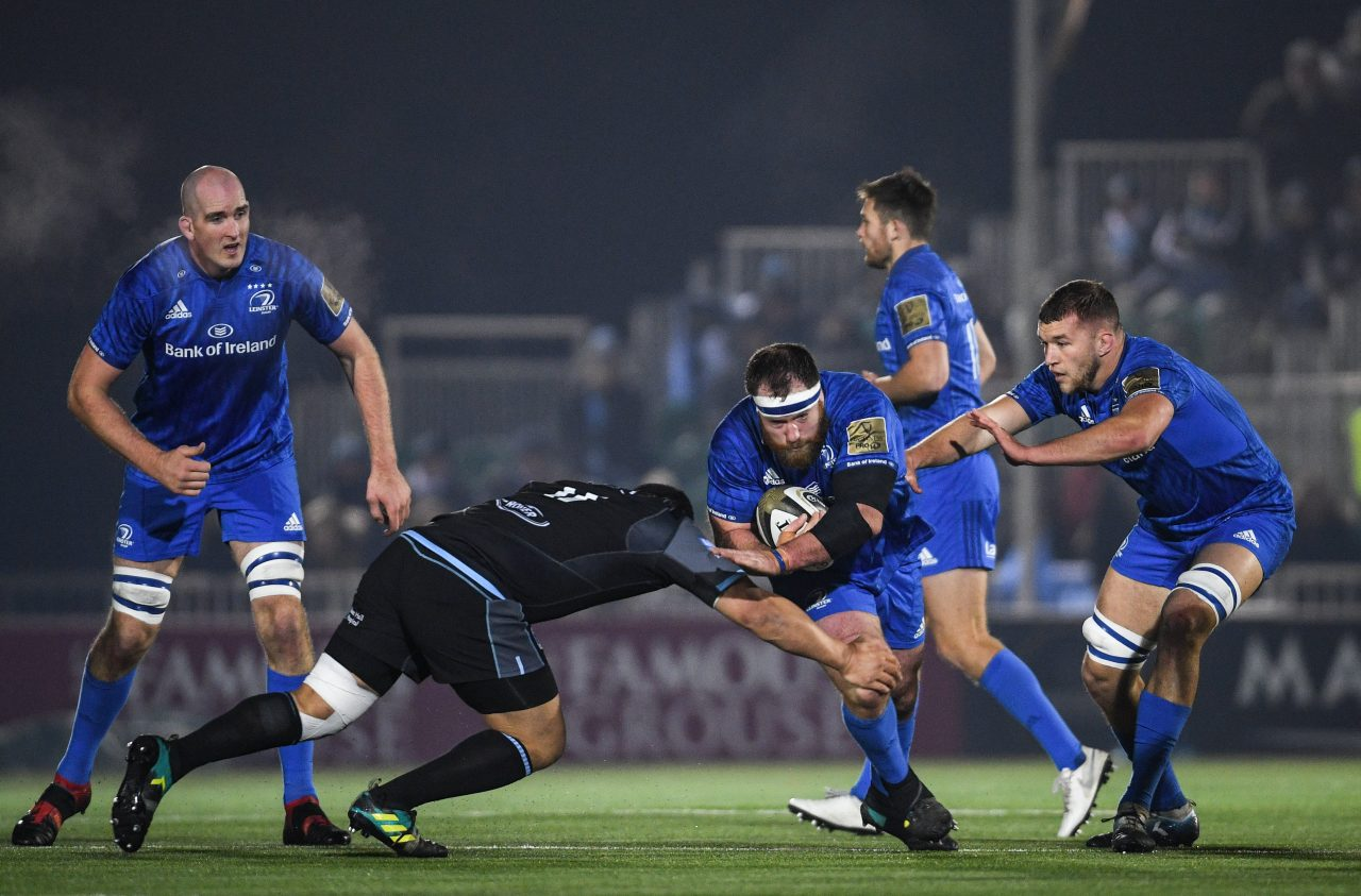 Match highlights: Glasgow Warriors 10 Leinster Rugby 23