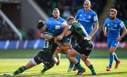 Global Broadcast Information: Leinster Rugby v Northampton Saints