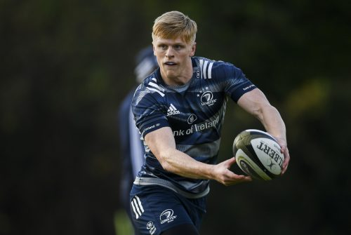Tommy O'Brien to Make Leinster Debut as Cronin Returns