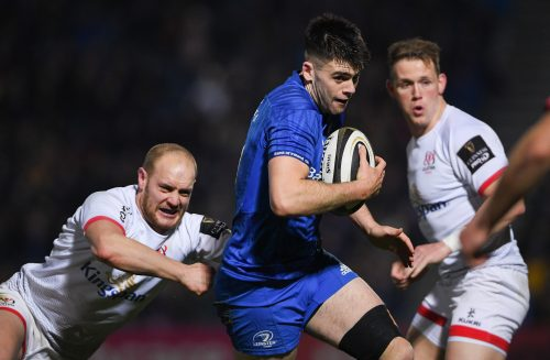 Match Report: Leinster Rugby 54 Ulster Rugby 42
