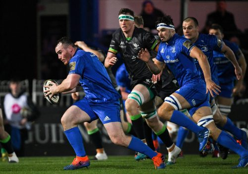 Match Report: Leinster Rugby 54 Connacht Rugby 7