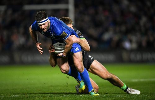 Gallery: Eight-try victory over Connacht to start new year