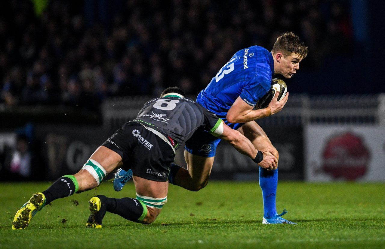 Match highlights: Leinster Rugby 54 Connacht Rugby 7