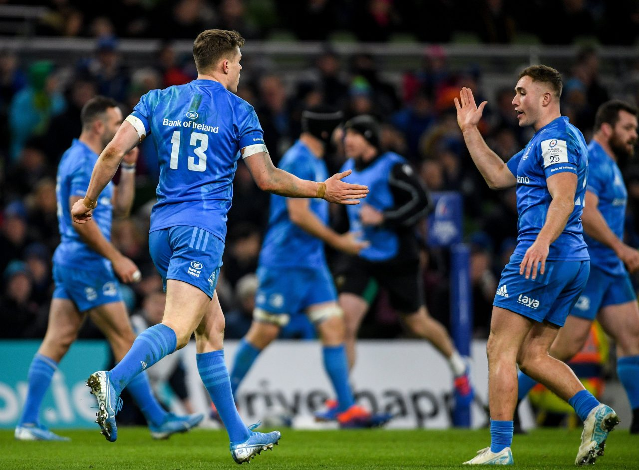Ringrose and Larmour to participate in OLSC Q&A