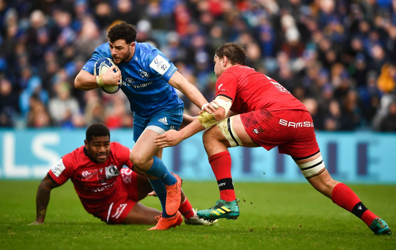 Match Report: Leinster Rugby 42 Lyon 14