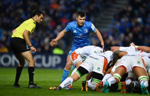 Benetton Rugby v Leinster Rugby – Global Broadcast Information