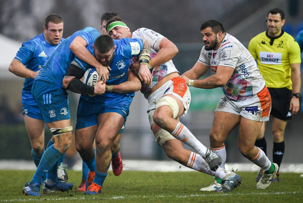 Match Report: Benetton Rugby 0 Leinster Rugby 18