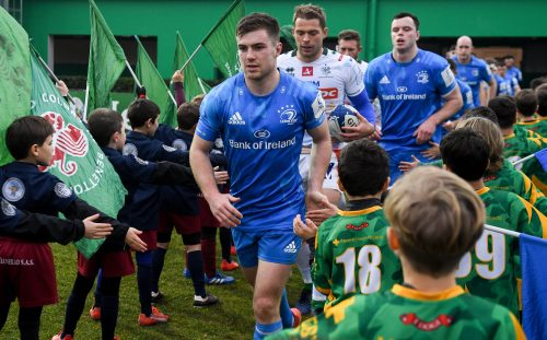 Gallery: Leinster finish Pool with win in Treviso