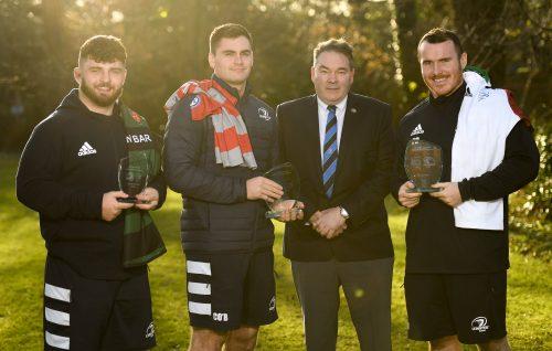 Midlands trio honoured by Area committee