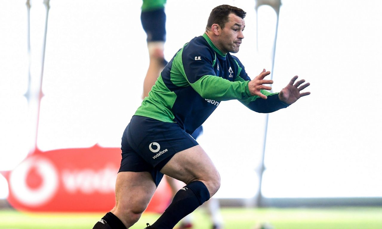 Healy ruled out for remainder of Guinness Six Nations