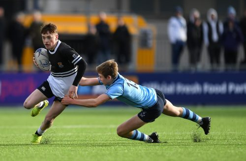 Newbridge stun holders St Michael's in Junior Cup