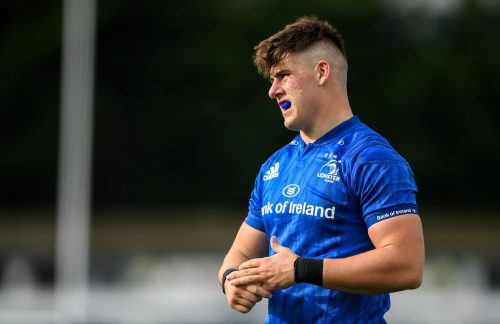 Academy hooker Sheehan honing front row skills