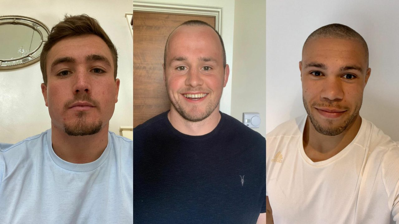 Leinster Rugby #ShaveGrowOrMo raises over €10,000 for charity