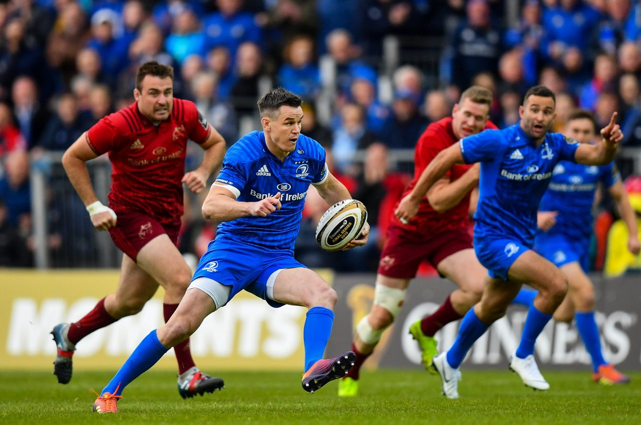 Watch 'as-live' 2018/19 Guinness PRO14 semi-final