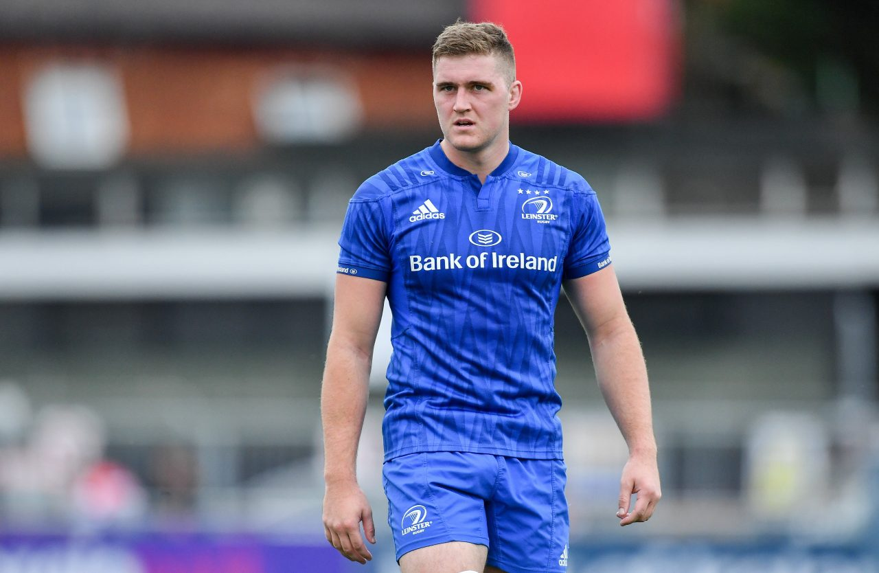 Aungier, Dowling and Salanoa to depart Leinster Rugby