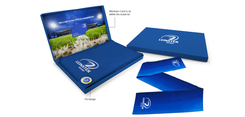 Leinster Rugby Official membership